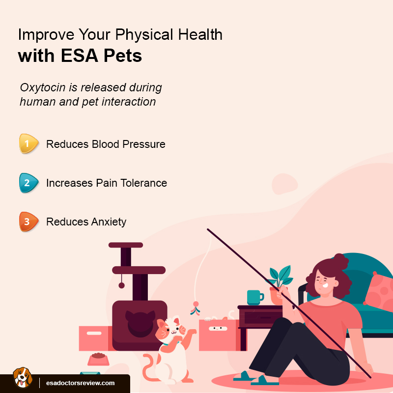 ESA Letter Benefits